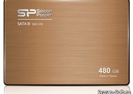 В твердотельных накопителях Silicon Power Velox V70 используется контроллер LSI SandForce SF-2281