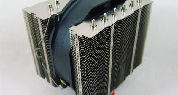 SilverStone SST-HE01 Heligon: малошумный процессорный кулер со скоростью вращения от 500 об/мин