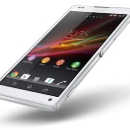 Sony Xperia ZL — обзор