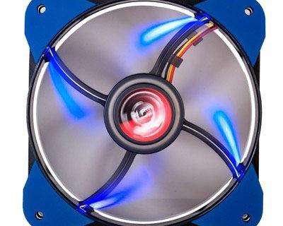 Серия вентиляторов Spire с «наноподшипниками» представлена официально