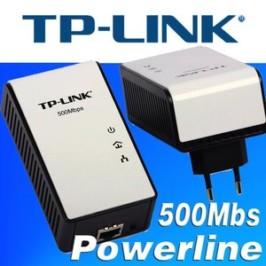 Комплект адаптеров TP-Link TL-PA511KIT со стандартом HomePlug AV2.