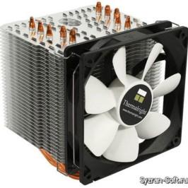 Thermalright вывела на европейский рынок процессорный охладитель Macho 120