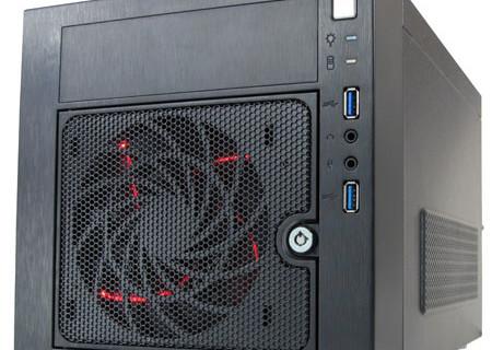 Xilence представила корпус Torino для системных плат типоразмера Mini-ITX
