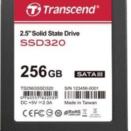 Transcend дополняет линейку твердотельных накопителей моделью SSD320
