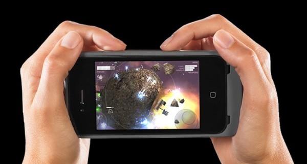 Умный сенсорный чехол Sensus для смартфонов iPhone
