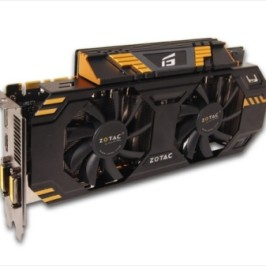 ZOTAC GeForce GTX 660 Ti Extreme Edition — чемпион среди GTX 660 Ti