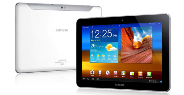 Обзор Samsung Galaxy Tab 2 10.1