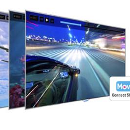 """Обзор 3D LED телевизора Samsung с диагональю 55"""""""