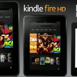 Новинки от Amazon – ридеры Kindle Event и Kindle Paperwhite обходят соперников