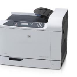 Обзор принтера HP Color LaserJet CP6015dn