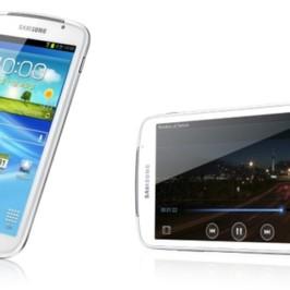 Компания Samsung анонсировала плеер Galaxy Player 5.8