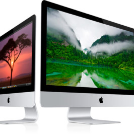Ультратонкий моноблок компании Apple — iMac 2012